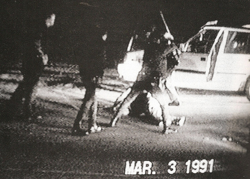 3 mars 1991, Rodney King battu