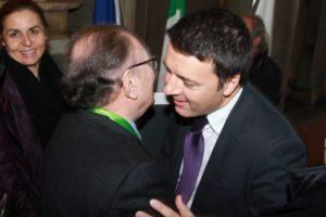 Colloque entre Renzi et Squinzi