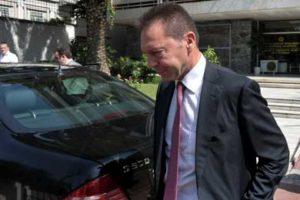 Yannis Stournaras, le patron de la Banque nationale de Grèce