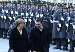 TsiprasMerkel