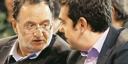 Panagiotis Lafazanis et Alexis Tsipras