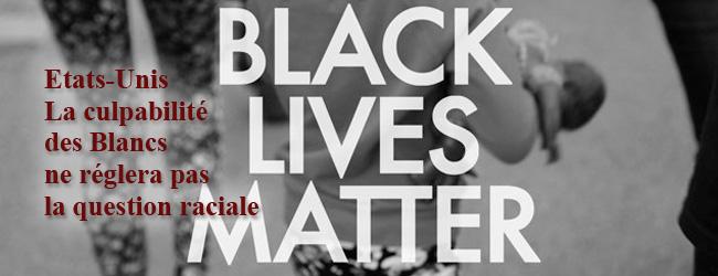 Etats-Unis. La culpabilité des Blancs ne réglera pas la question raciale. Seule l'égalité et la justice le peuvent