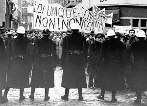 1961 loi uniqueBruxelles