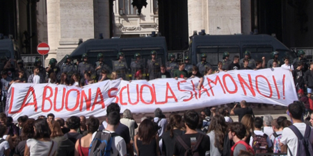 Rome, 5 mai: «Nous sommes la bonne école»