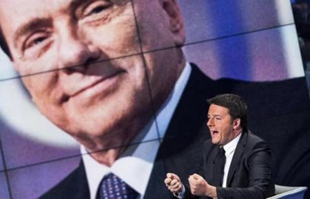 Renzi en janvier 2015