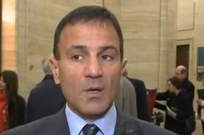 Le professeur et député Costas Lapavitsas