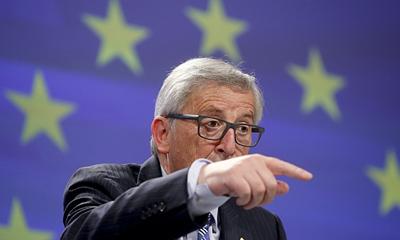 Juncker dicte le Oui...