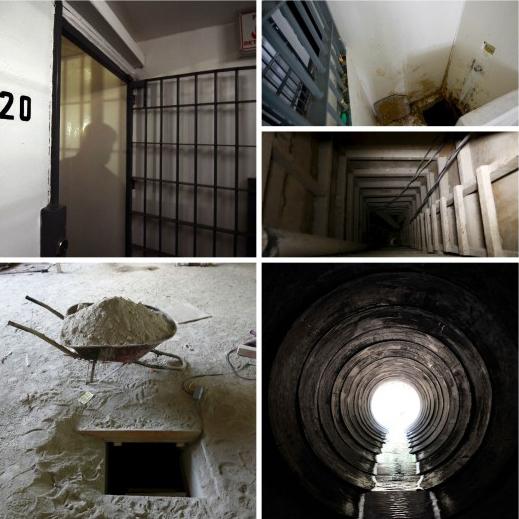 De la cellule de prison à la sortie…
