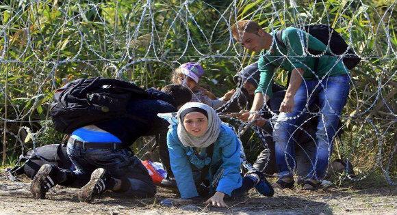 exode-des-syriens