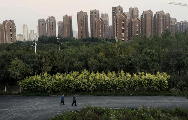 L'écocité de Tianjin: prévue pour 100'000 habitants… «occupée» par 30'0