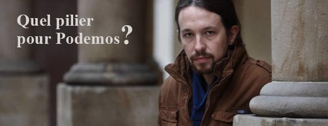 Etat espagnol. Le dilemme de Podemos