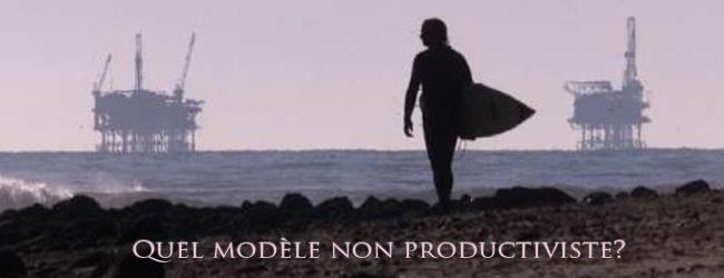 Quel modèle non productiviste?