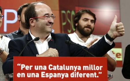 Le Parti des socialistes de Catalogne