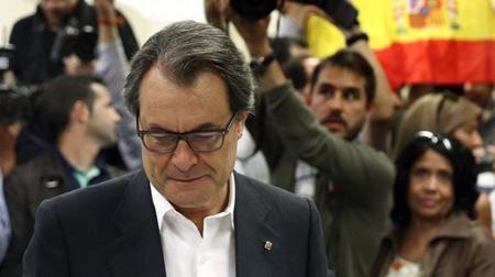 Artur Mas: une présidence du gouvernement de Catalogne délicate à obtenir