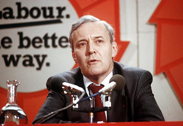 Tony Benn, en 1979