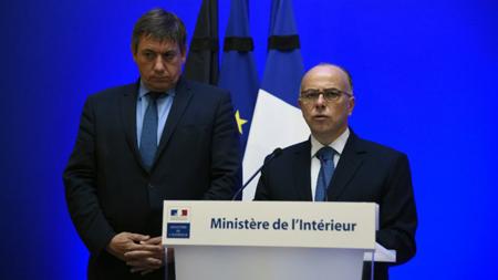 Bernard Cazeneuve, ministre de l'Intérieur, le 15 novembre 2015