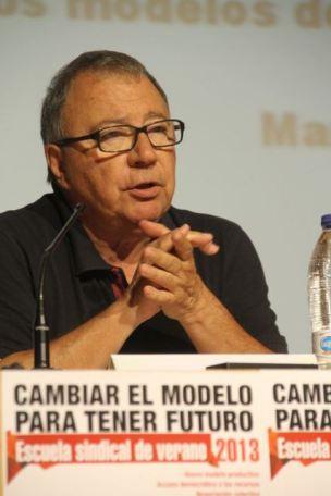 Manuel Gari, en 2013