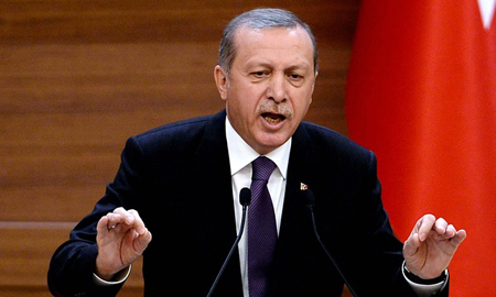 Erdogan, 4 novembre: une nouvelle Constitution pour une superprésidence et la lutte contre les «insurgés kurdes» jusqu'à la «liquidation» du dernier réfractaire