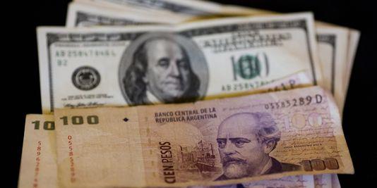 La chute du pesos..