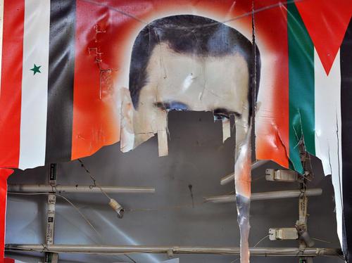 Le régime terroriste de Bachar el-Assad