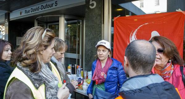 10 novembre, une grève bien suivie