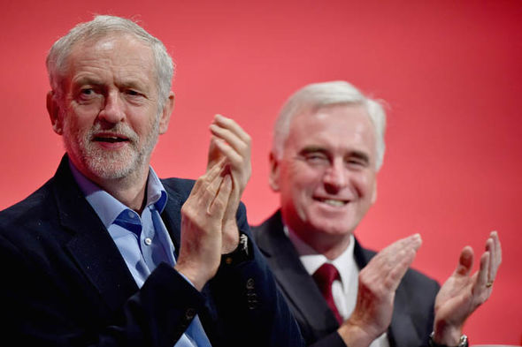 Corbyn et McDonnell