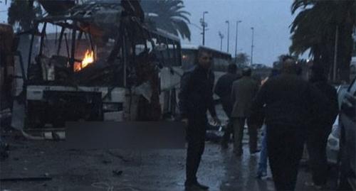Tunis, 24 novembre