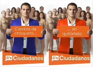 Ciudadanos: Albert Rivera