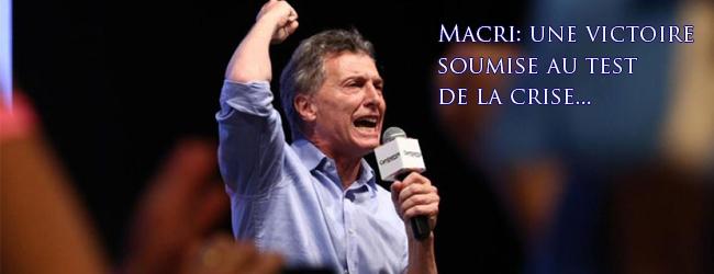 Argentine. Macri et ses fantômes