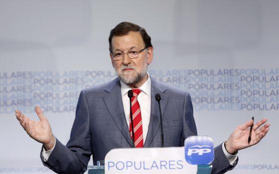 Mariano Rajoy. Son credo: «il n'y a rien à changer»