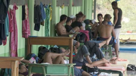 Migrants cubains à la frontière entre le Costa Rica et le Nicaragua: la «crise» apparaît de dimension dès le 12 novembre 2015