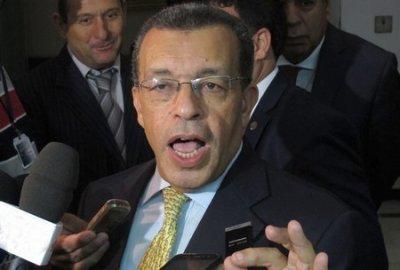 Le ministre des Finances, Abderrahmane Benkhalfa