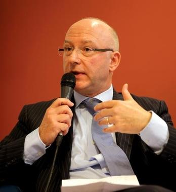 Blaise Matthey, directeur «Général» de la FER