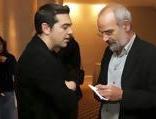 Tsipras et Alavanos en 2006
