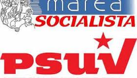 Marea socialista à l'époque de ses «fiançailles» avec le PSUV
