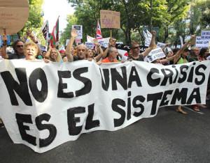 Mouvement social, octobre 2011