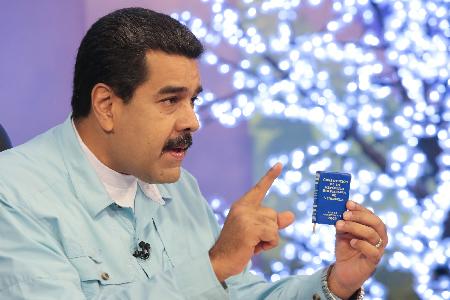 Maduro présente en décembre 2016 la Constitution de 2009. Elle doit sauver qui et quoi et, surtout, être mise en oeuvre par qui?