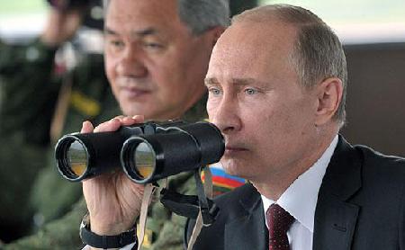 W. Poutine: une vue sur la Syrie....