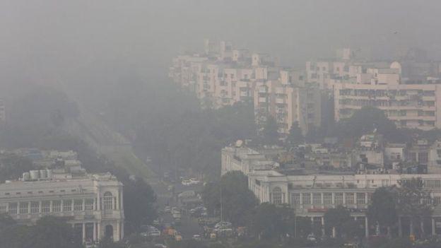 New Delhi: ça roule à vue