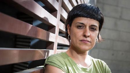 Anna Gabriel (1976) explique, en fin septembre 2015, qu'elle a vu combien éa gauche «faisait triste figue» au Parlement de Catalogne....