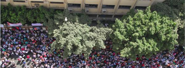Le 30 novembre 2015, grève de 5000 salariés à la Jawhara Food Processing Company (Mada Masr Independent, progressive media)