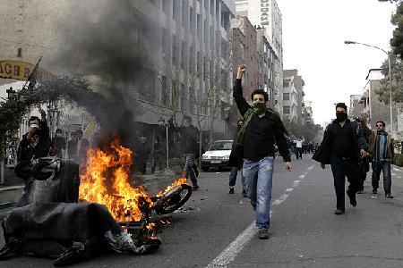 Manifestation clandestine et brève en Iran pour des organisations syndicales indépendantes