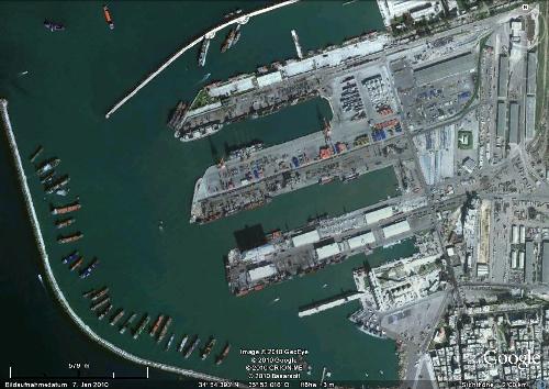 Base navale de Tartous