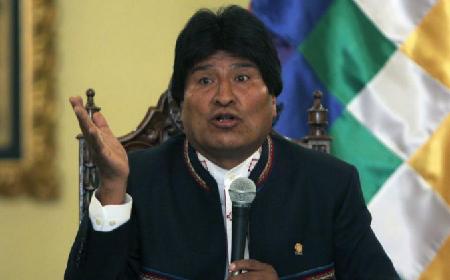 Evo Morales accepte le résultat du référendum…