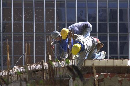 500'000 emplois détruits dans la construction