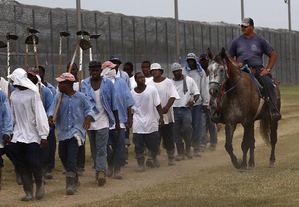 La prison Angola…