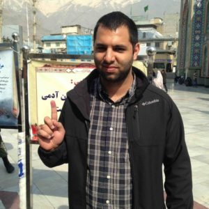 Ardalan Farrokhzad, 30 ans, est importateur de produits chimiques