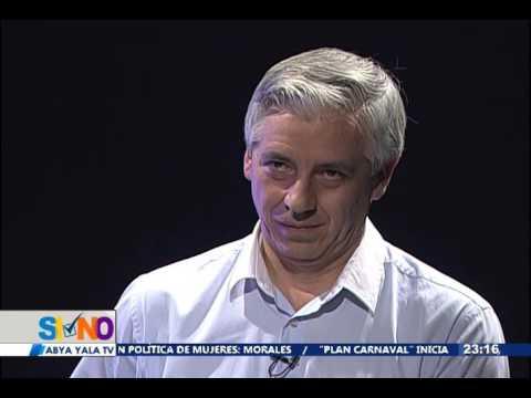 Alvaro Linera