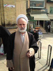 Mohammed Ali, 55 ans, membre du clergé
