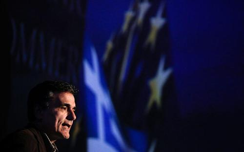Euclide Tsakalotos: il négocie quelle chute… d'une tragédie